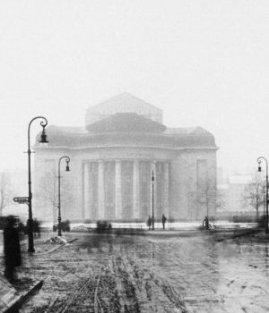 Volksbühne in Berlin. © Britzka Film